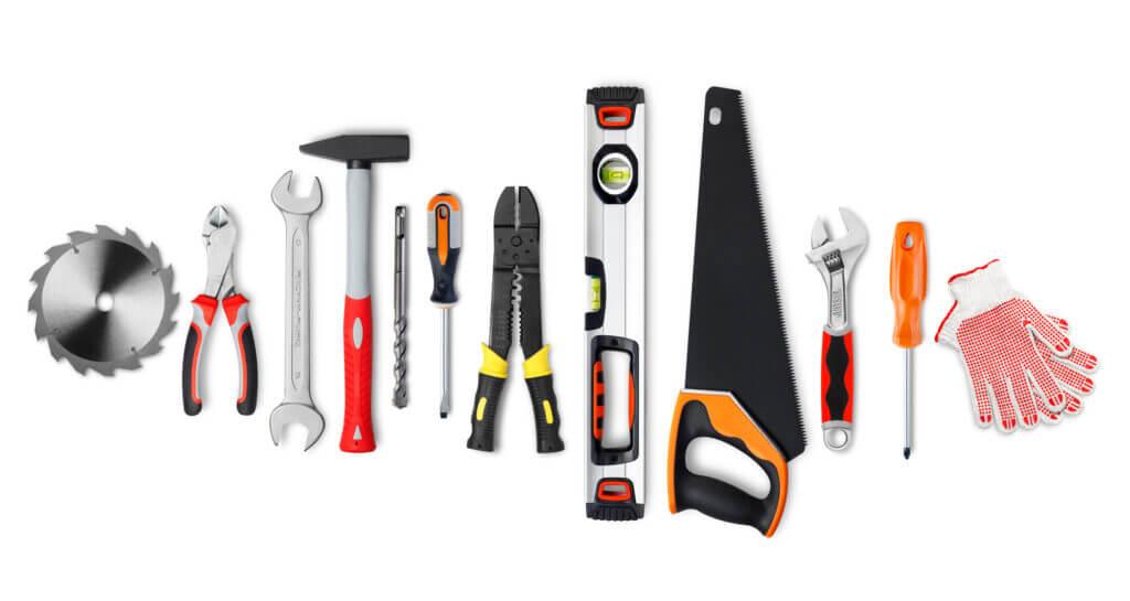 Værktøj for tømrere